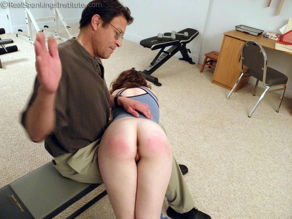 spank gym