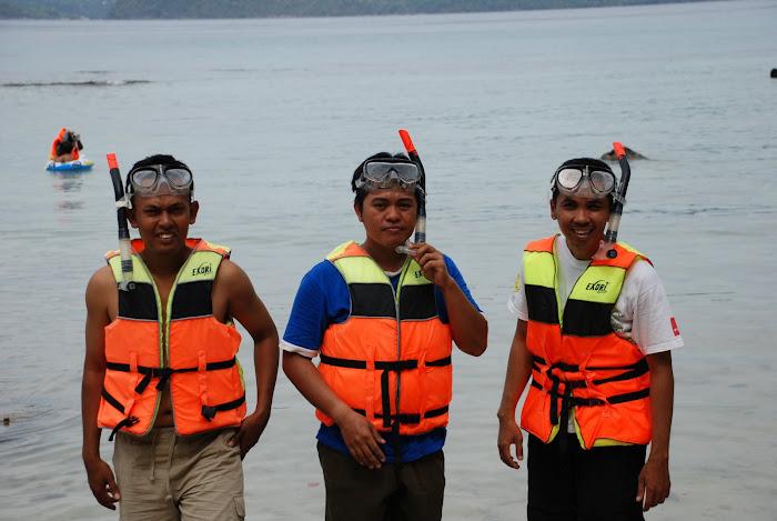 Snorkling di Sabang
