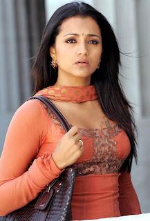 Actress Trisha Krishnan Beautiful Images hot photos
