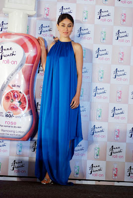 Kareena Kapoor launches Anne French ROLL-ON