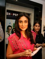 Kareena in Pink Photoshoot images