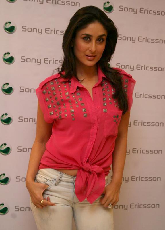 Kareena in Pink wallpapers