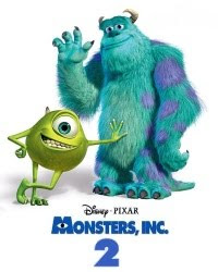 Monsters Inc 2 Movie ahead of us!