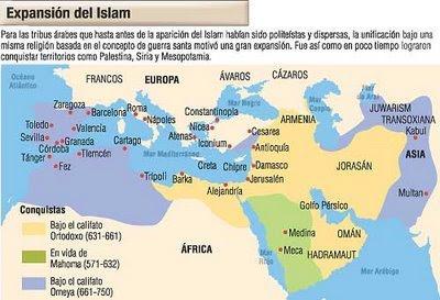 El secreto del éxito del Islam:el petróleo y asesinar a