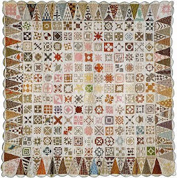 Jane Stickle Quilt