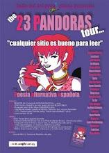 23 PANDORAS TOUR