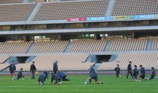 claves para la organizacion de sesiones de entrenamiento en equipos profesionales de futbol