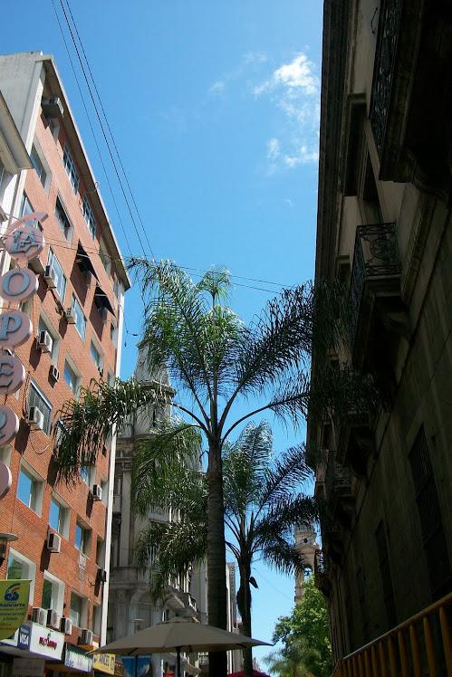 Peatonal Sarandì Cabildo de Montevideo