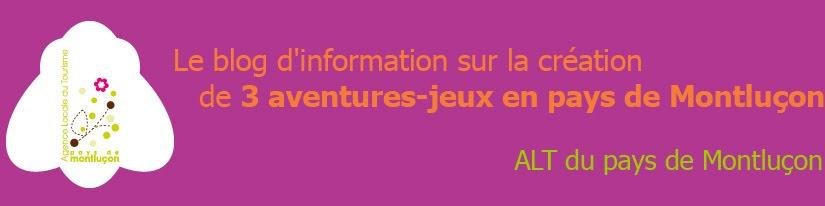 Aventures-jeux en pays de Montluçon