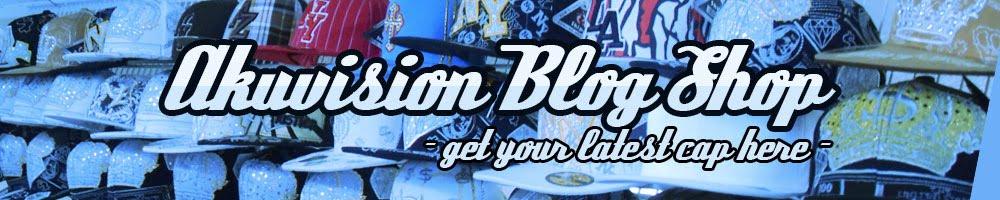 Akuvision Cap Blog Shop