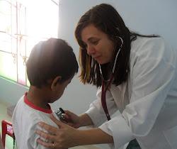 """""""Servimos a Jesus, quando cuidamos de um doente"""""""