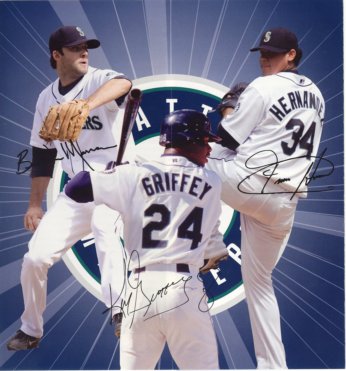 Cant Have Too Many Cards: Fan Pack Fun -- Seattle MARINERS