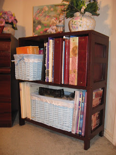 My new bookcase from CSN Office Furniture