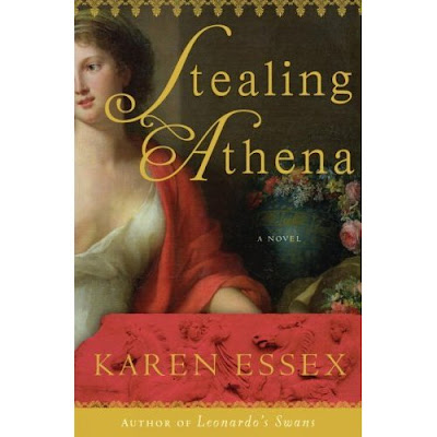 A Beautiful hardcover, Stealing Athena