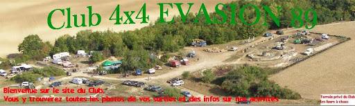 Club 4x4 EVASION 89