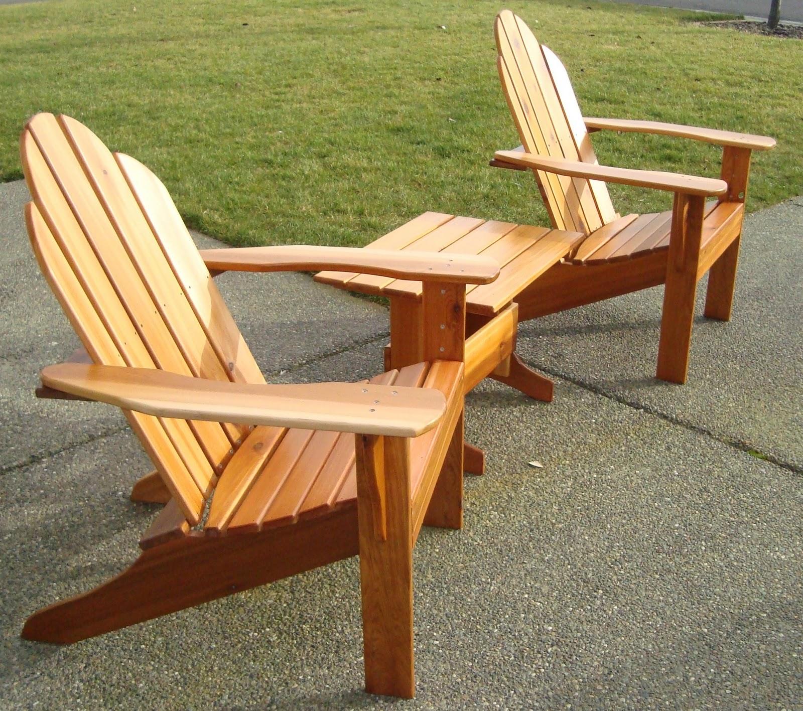 Pacnw Righty Adirondack Chairs