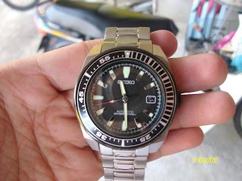 Sold: Seiko Diver Samurai SNM033