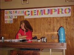 CEMUPRO- PERSONERIA JURIDICA Nº A-3.373- otorgada por la DIRECCION DE PERSONAS JURIDICAS -MNES