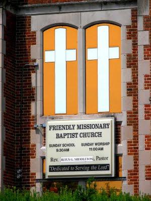 Friendly Missionary Baptist Church