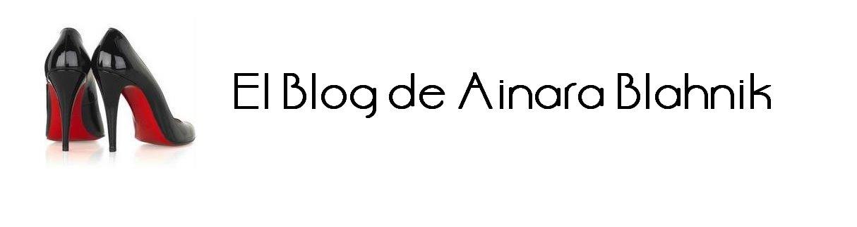 El blog de Ainara Blahnik