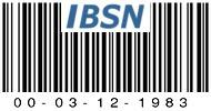 IBSN- Registro del blog -