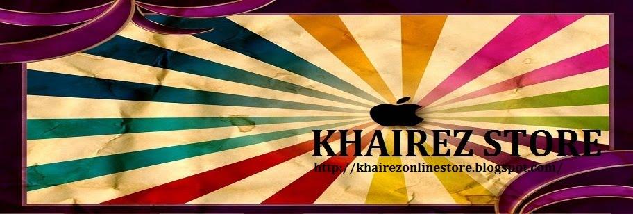 KHAIREZ ONLINE STORE
