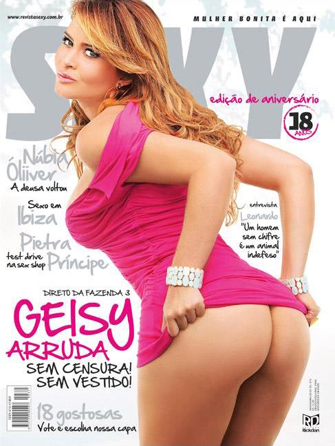 Acervo da revista sexy