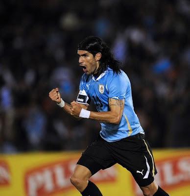 Fotos Uruguay 4 vs Israel 1: Lugano, Forlán y el Loco en la despedida Celeste