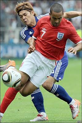 Fotos Inglaterra 2 Japon 1: Rooney, Lampard y Terry debieron forzar ante los Samurais