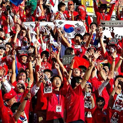 Fotos Uruguay 2 Corea del Sur 1: Locura Celeste, Uruguay en Cuartos después de 40 años!