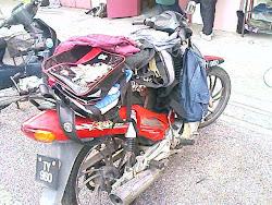 PENGORBANAN MOTOSIKAL KU