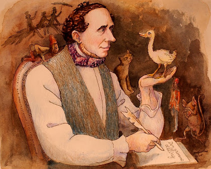Historia de una madre (Cuento infantil). Hans Christian Andersen.