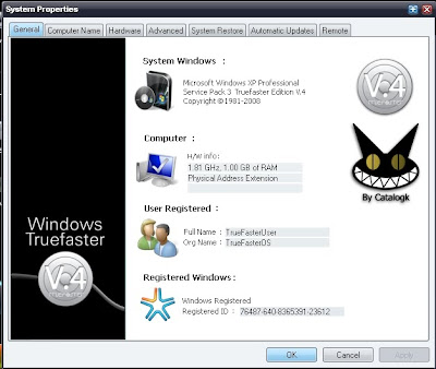 Validate Windows XP SP3