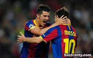 Barcelona vs Kobenhavn