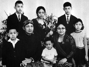 Soeharto jadi pahlawan