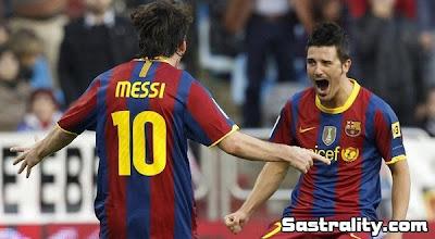 hasil real zaragoza vs barcelona