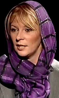 Lauren Booth Masuk Islam