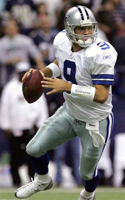 Tony Romo Clavicle Fracture