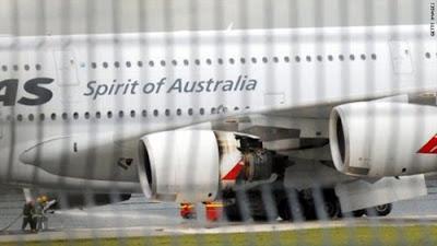 pesawat qantas a380
