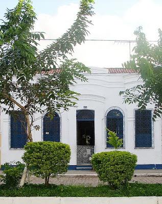 A casa em Santo Amaro