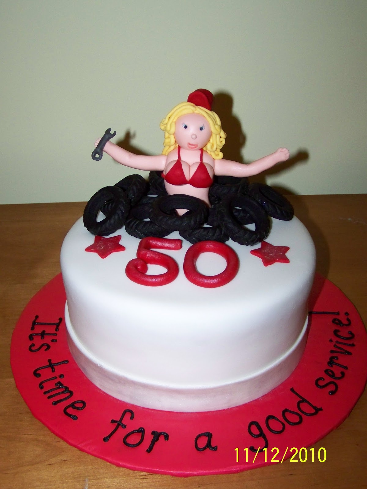 Birthday Cakes Images For 50 Year Old Woman : Cakes by Kristen H.: Man s 50th birthday cake