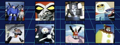 Counter-X Journal: Challenge of the Gobots Complete Episode Guide
