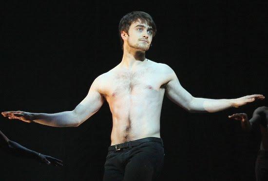 Male Beauty Exposed Daniel Radcliffe