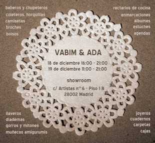 SHOWROOM ADA Y VABIM