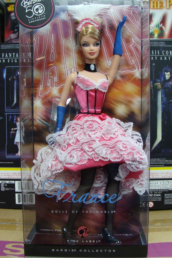 barbie doll the title itself advocates Barbie and ruth: the story of the world's most famous doll and the woman who created her while the title may lend itself to the assumption that this is a.