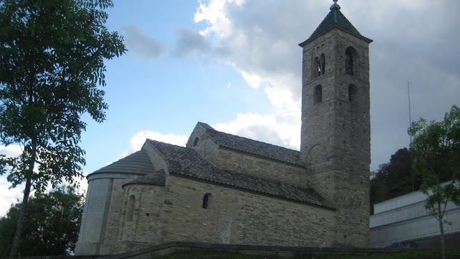 Església romànica de Malla