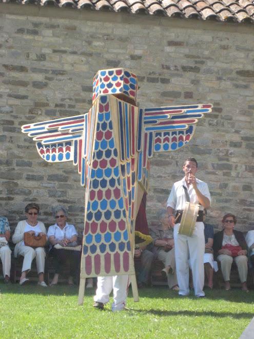 Horus dansant