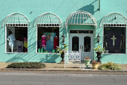 Store Front, Downtown Meridian, MS