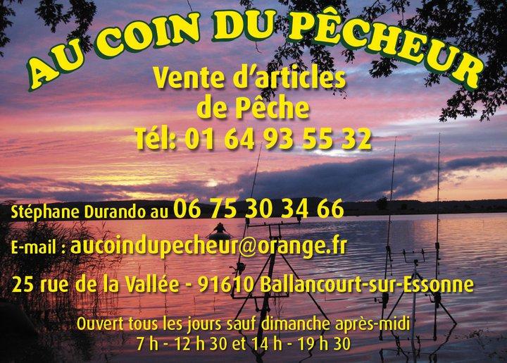 Jean philippe provenzano blogs animation au coin du pecheur - Magasin ouvert dimanche 7 mai ...