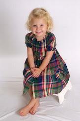 Clara Lynn - 3 years and a few months